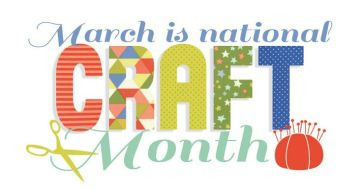 march craft month